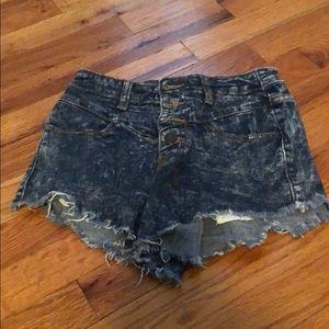 refuge Shorts - Refuge Jean Shorts